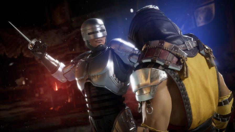 Mortal Kombat 11: Aftermath  - Ps4
