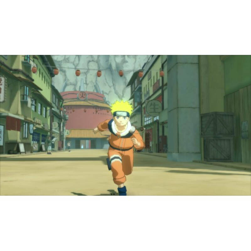 Naruto Shippuden: Ultimate Ninja Storm Trilogy - Ps4