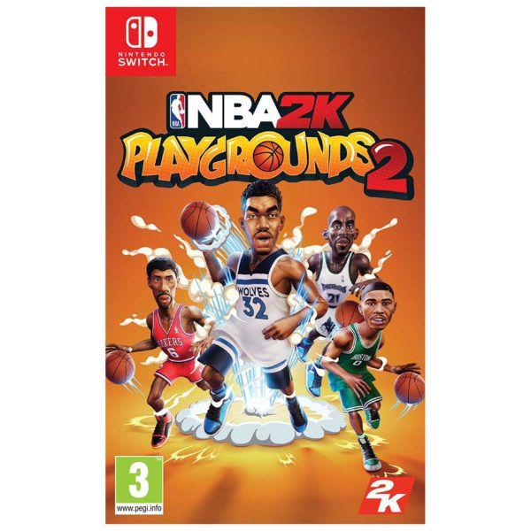 Nba 2k Playgrounds 2 - Nintendo Switch
