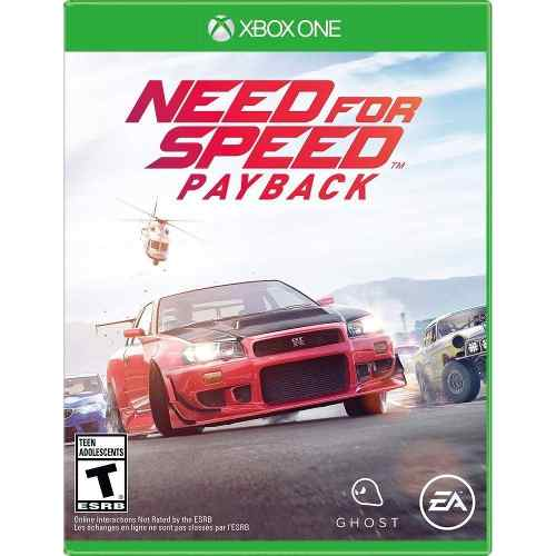 Need For Speed: Payback - Xbox One