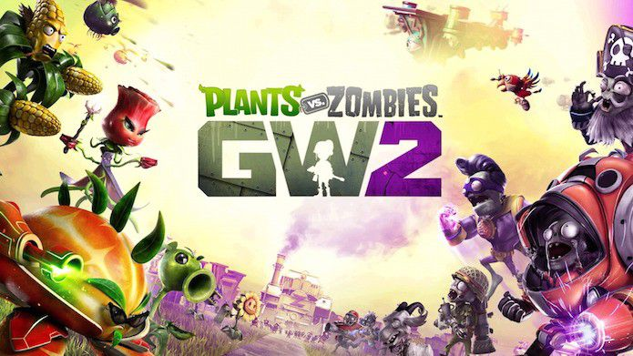 Plants Vs Zombies GW 2 BR - PS4