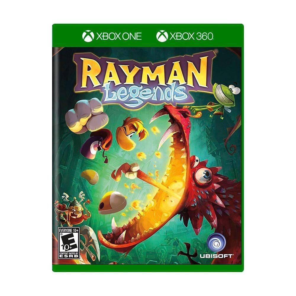 Rayman Legends Jogo Xbox 360 E Xbox One