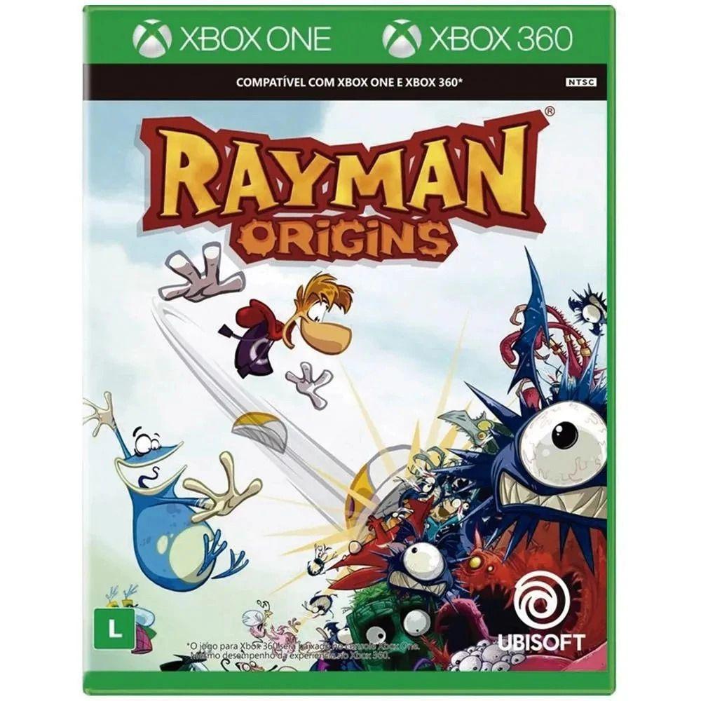 Rayman Origins Xbox 360 E Xbox One