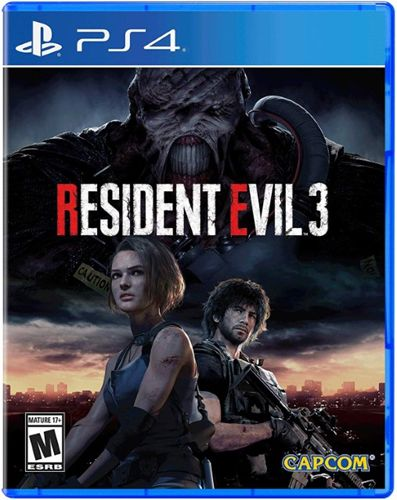 Resident Evil 3(Pré-venda) - PS4