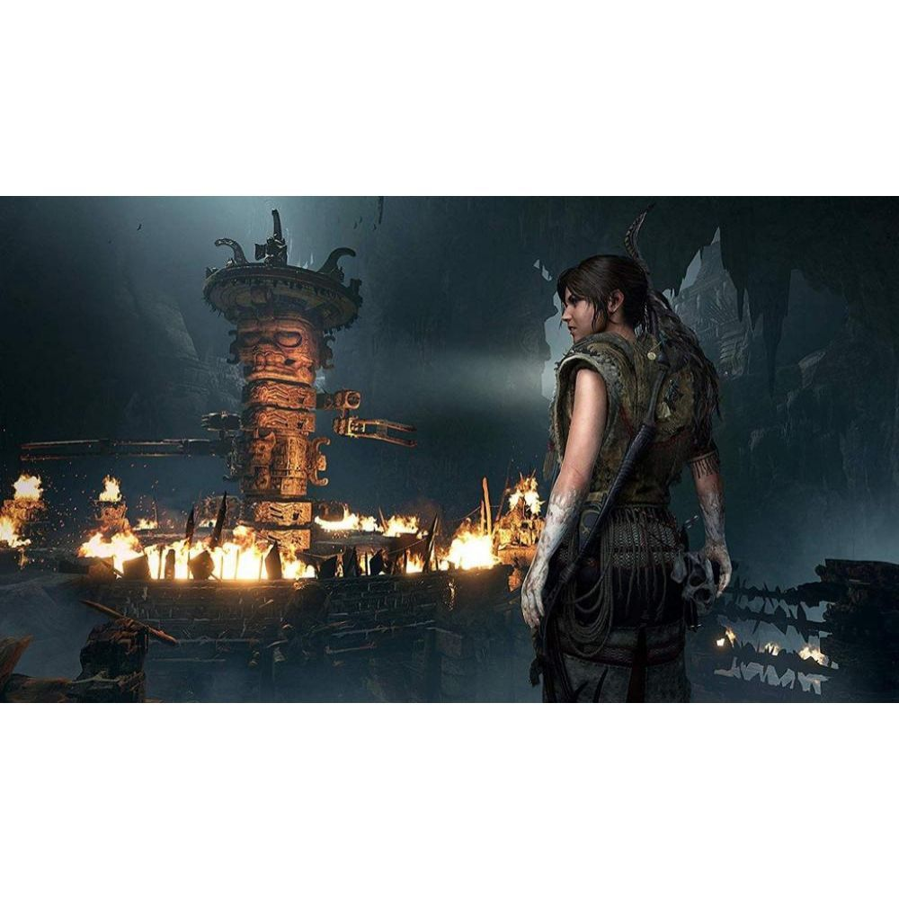 Shadow of The Tomb Raider Definitive Edition - Xbox One