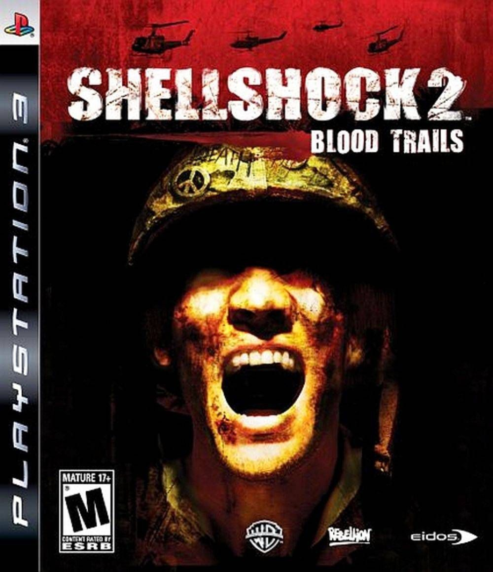 Shellshock 2: Blood Trails - Ps3
