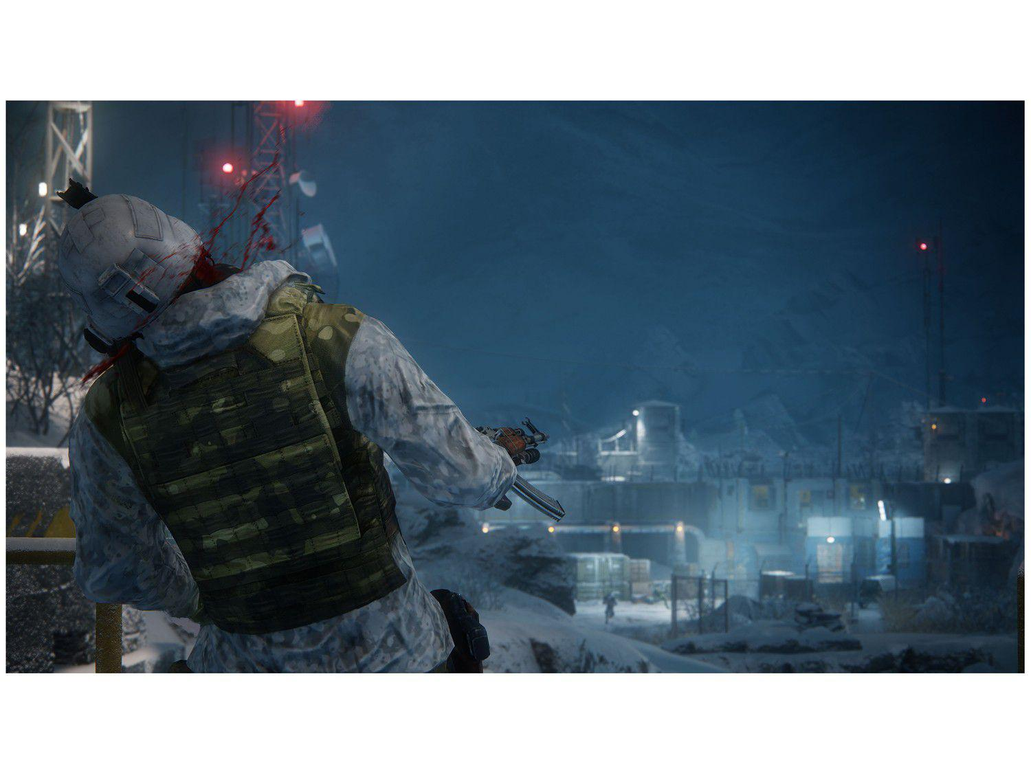Sniper Ghost Warrior Contracts- Ps4