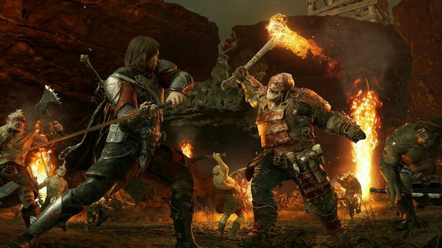 Sombras da Guerra Definitive Edition - Xbox One