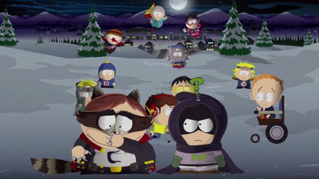 South Park - A Fenda Que Abunda Força - Edição Limitada - PS4