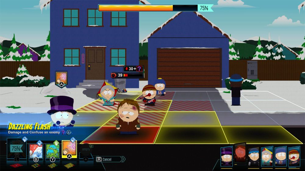 South Park The Fractured But Whole - SWITCH