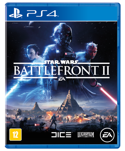 Star Wars - Battlefront II - PS4
