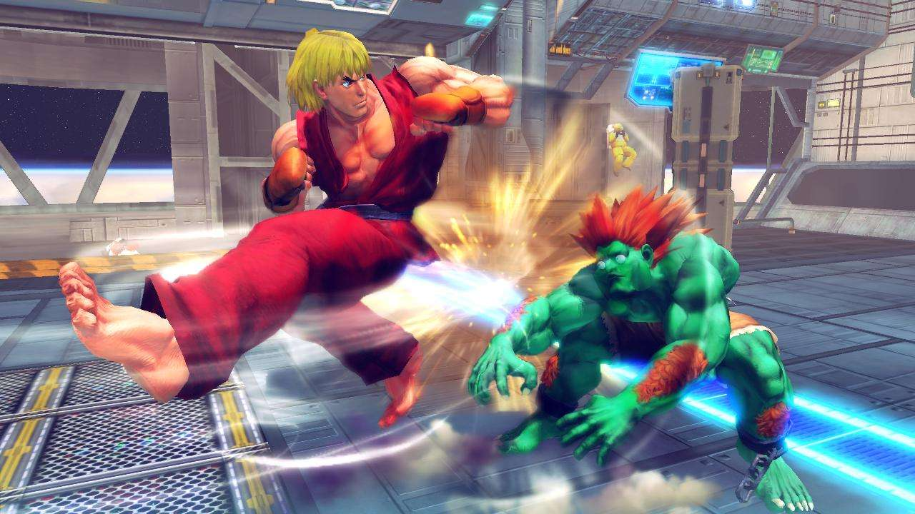 Street Fighter Iv Xbox 360 Platinum Hits