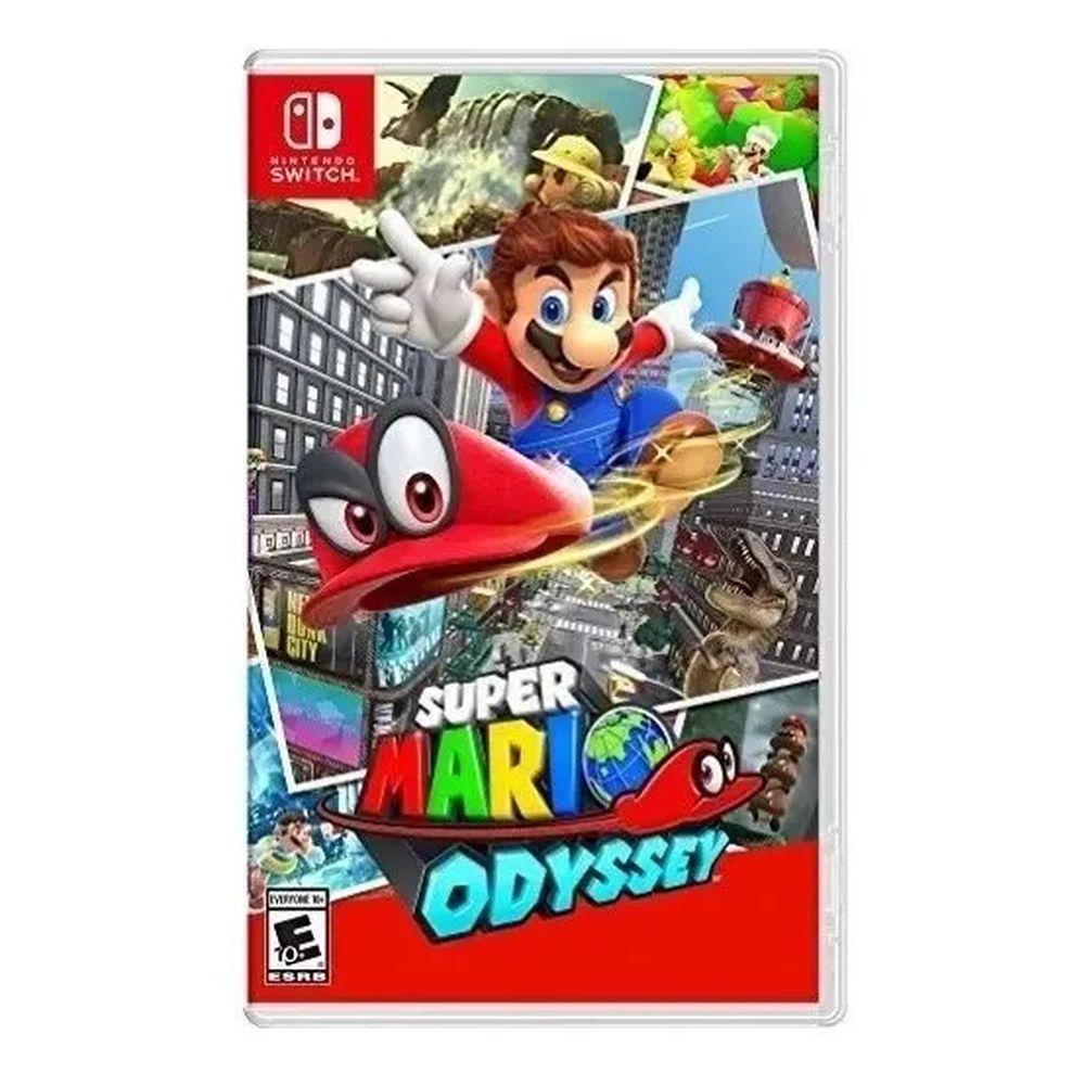 Super Mario Odyssey- Nintendo Switch