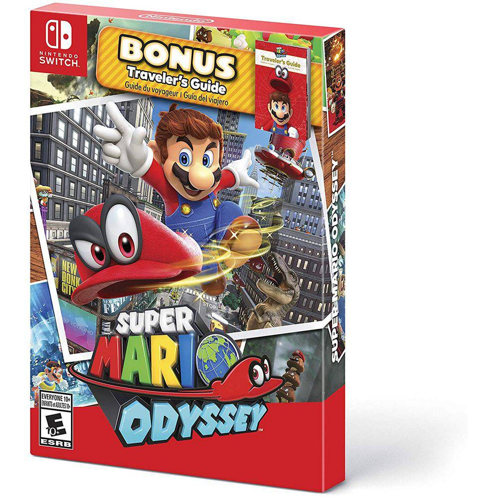 Super Mario Odyssey: Starter Pack - Switch