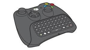 Teclado Chat Pad Controle Xbox One Chatpad Dobe