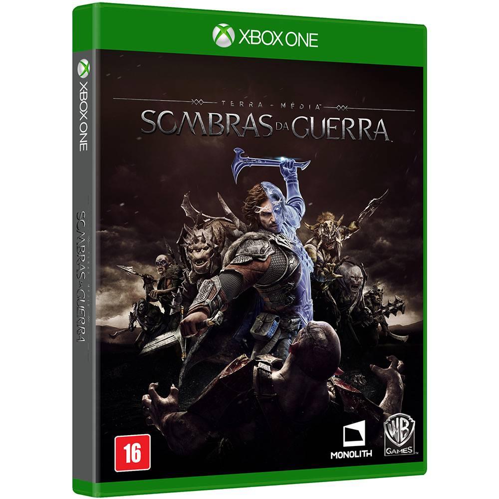 Terra Media Sombras Da Guerra - Xbox One