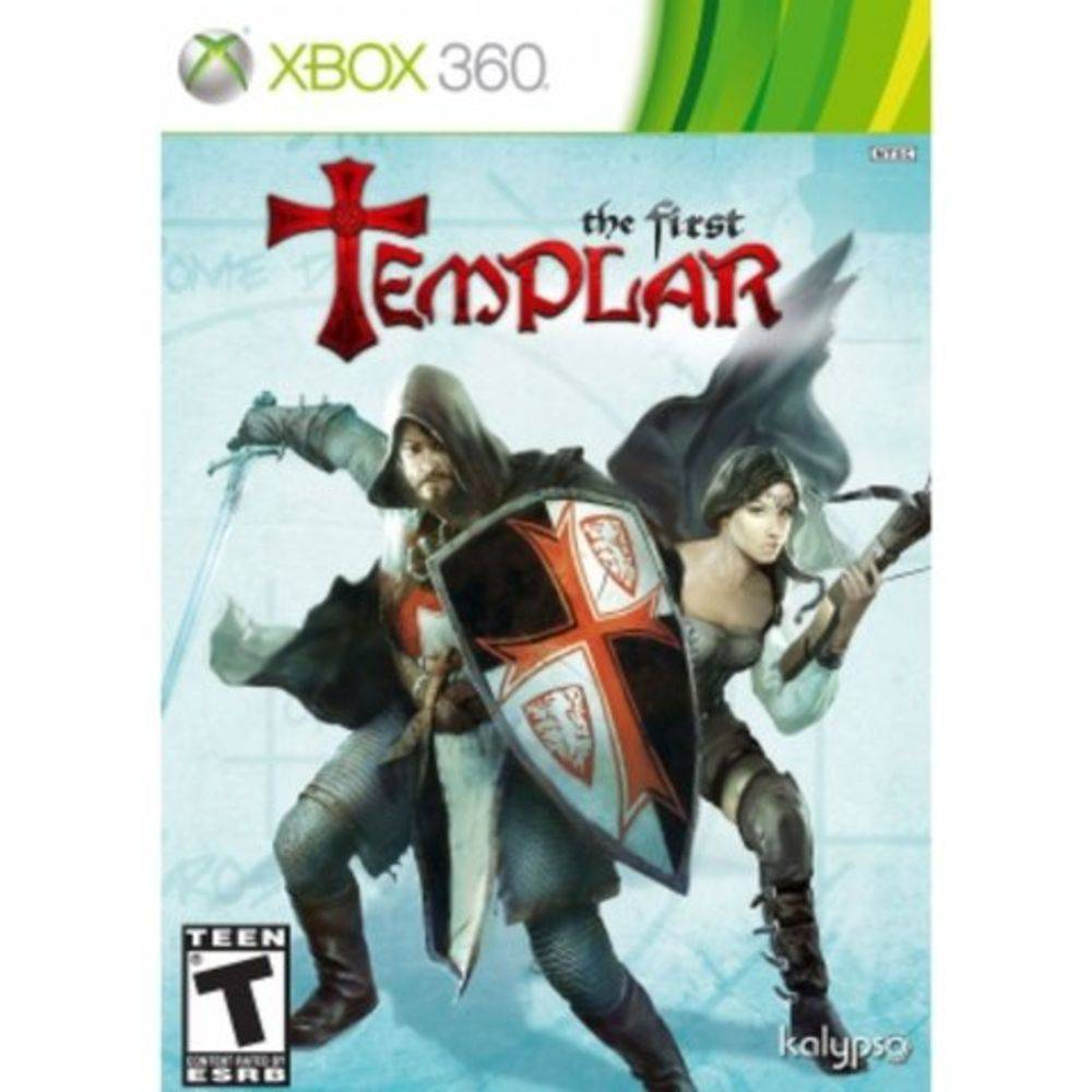 The First Templar - Xbox 360