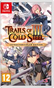 The Legend of Heroes: Trails of Cold Steel III -Pré Venda- Nintendo Switch