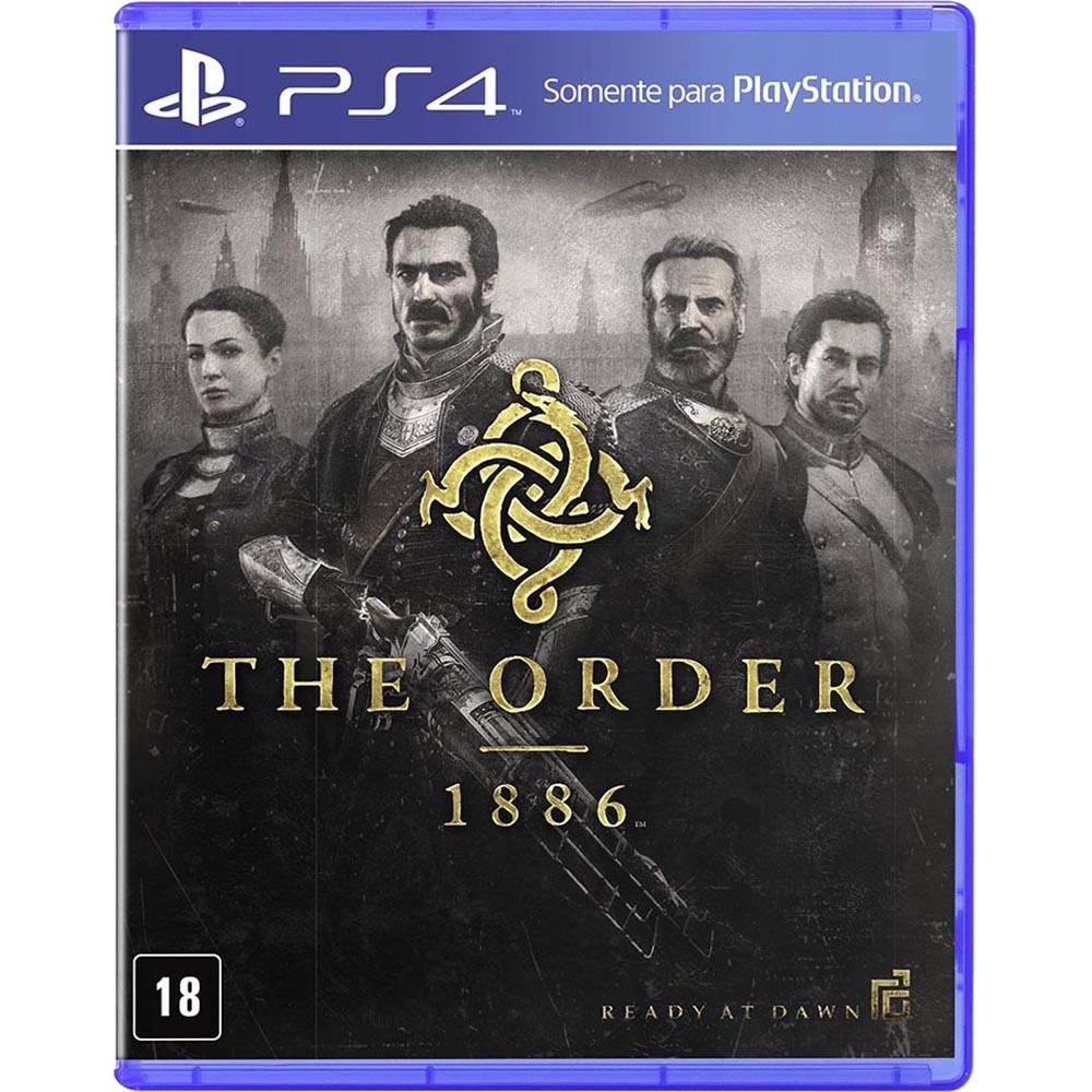The Order 1886 Ps4 Totalmente em Inglês