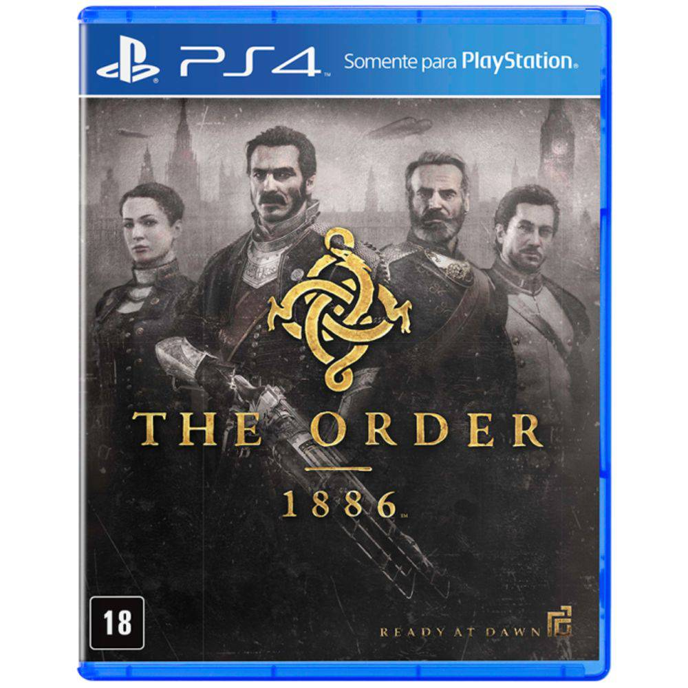 The Order: 1886 - Ps4 (Semi-Novo)
