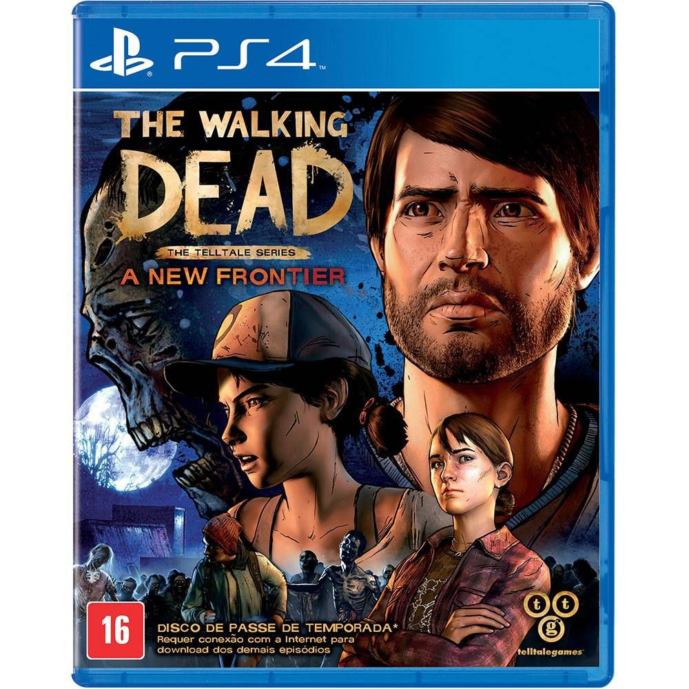 The Walking Dead: A New Frontier - PS4