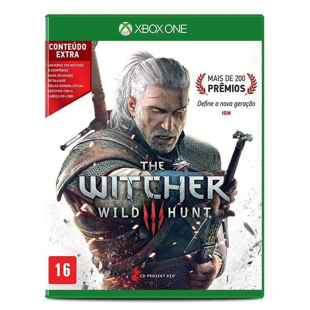 The Witcher 3: Wild Hunt - Xbox One