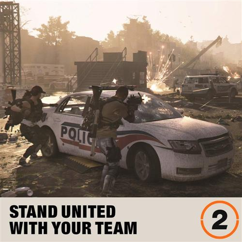 Tom Clancys The Division 2 - PS4