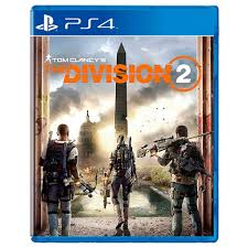 Tom Clancys The Division 2 - PS4 (Semi-Novo)