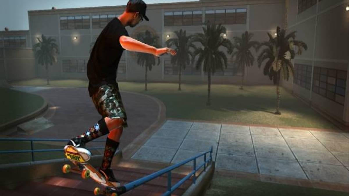 Tony Hawk's Pro Skater 5 Ps4