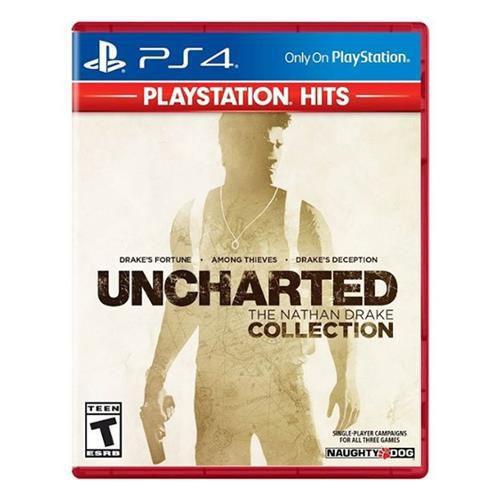 Uncharted The Nathan Drake Collection Ps4 (Semi-Novo)