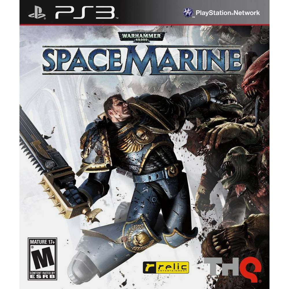 Warhammer 40.000 - Space Marine - PS3
