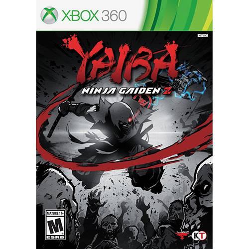 Yaiba: Ninja Gaiden Z - X360
