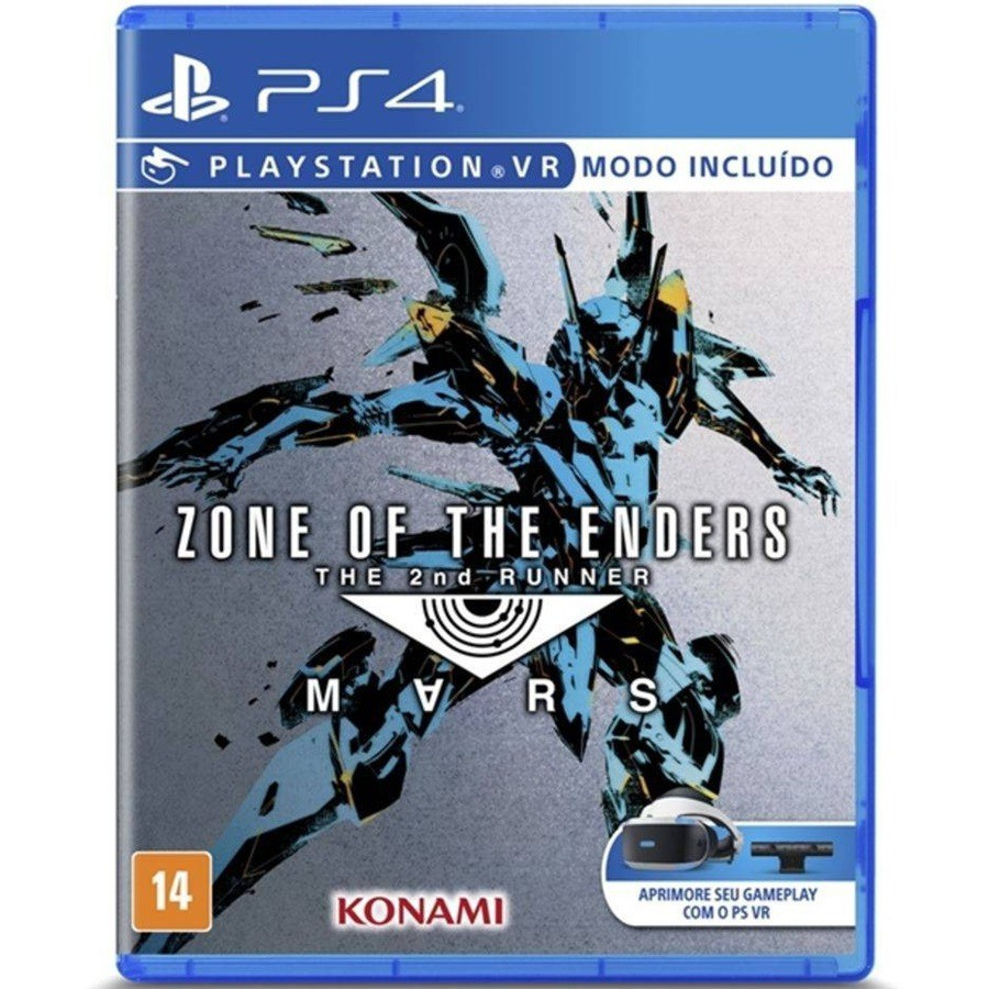 Zone of the Enders: The 2nd Runner - Mars - PS4