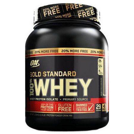 100% Whey Gold Standard  (1.09kg) - Optimum Nutrition