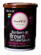 Amor em lata (Bombom de Brownfit) - Food4fit