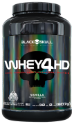 Whey 4HD (907g) - Black Skull