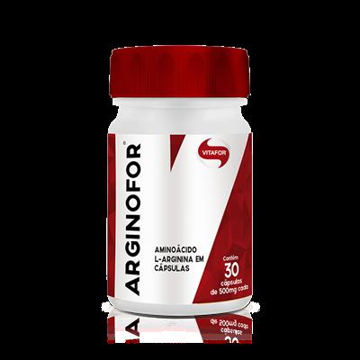 Arginofor (60 cápsulas) - Vitafor