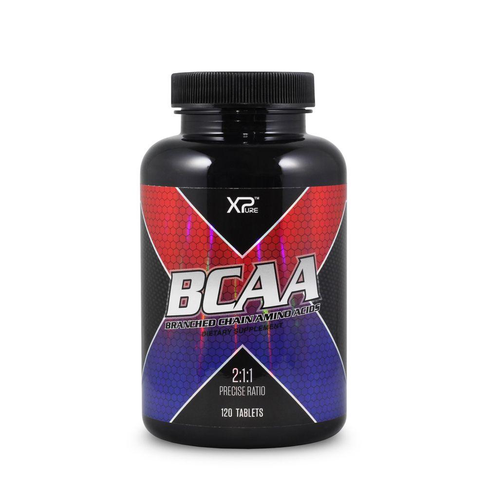 BCAA 3000 (120 caps) - X-Pure