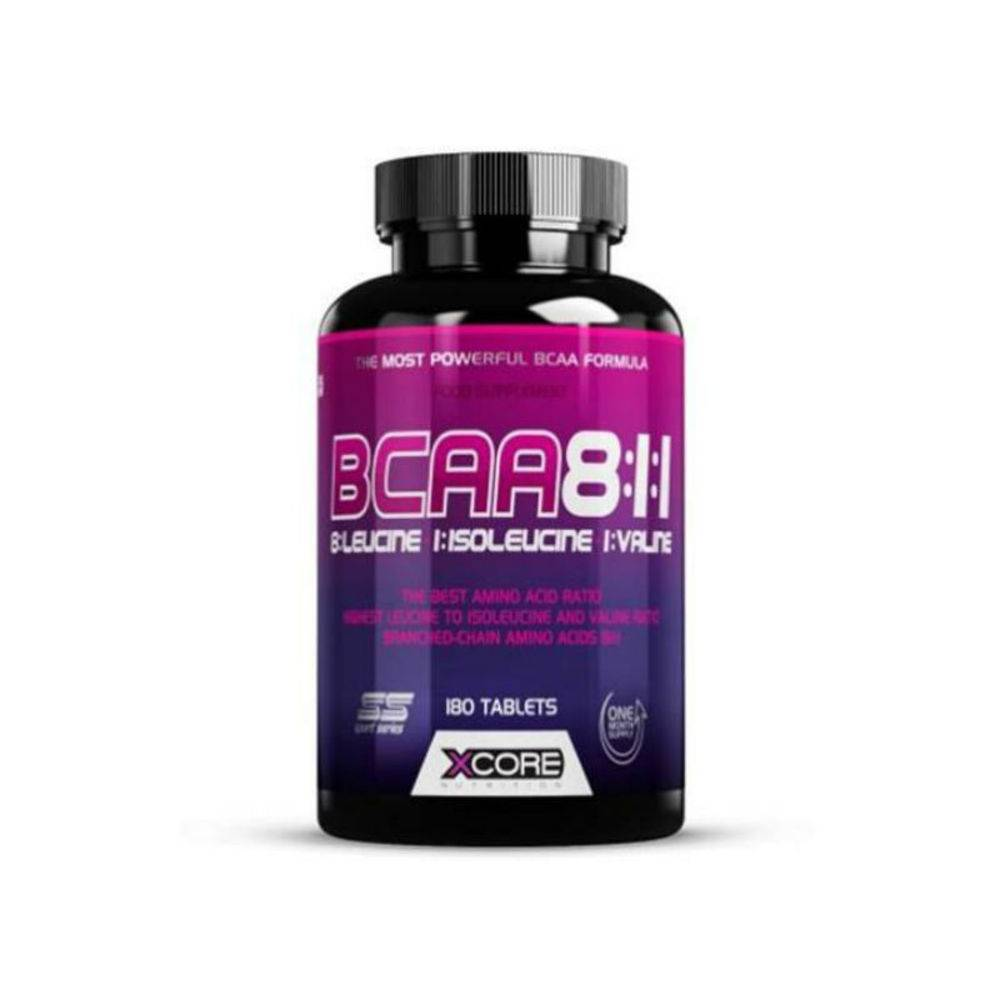 BCAA 8:1:1 Complex (180 tabletes) - Xcore