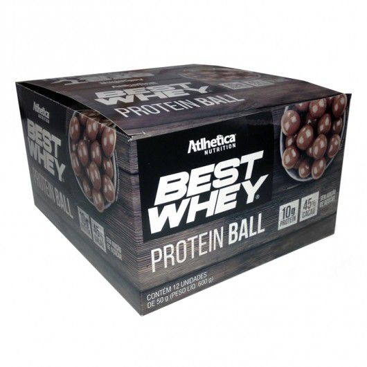 Best Whey Protein Ball - Atlhetica Nutrition