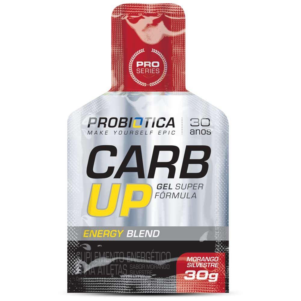 Carb Up Gel Super Formula - Probiótica