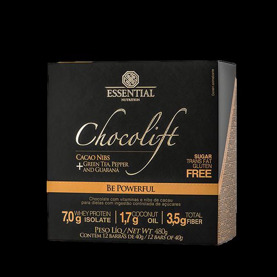 Chocolift box (480g) - Essential Nutrition