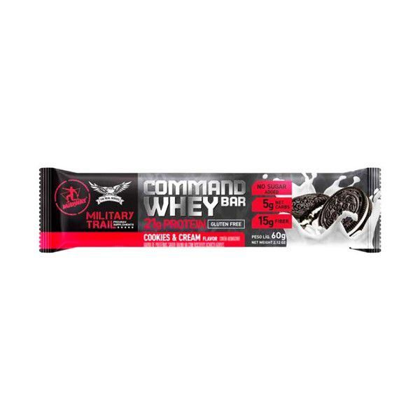 Commad Whey Bar (45g) - Military Trail