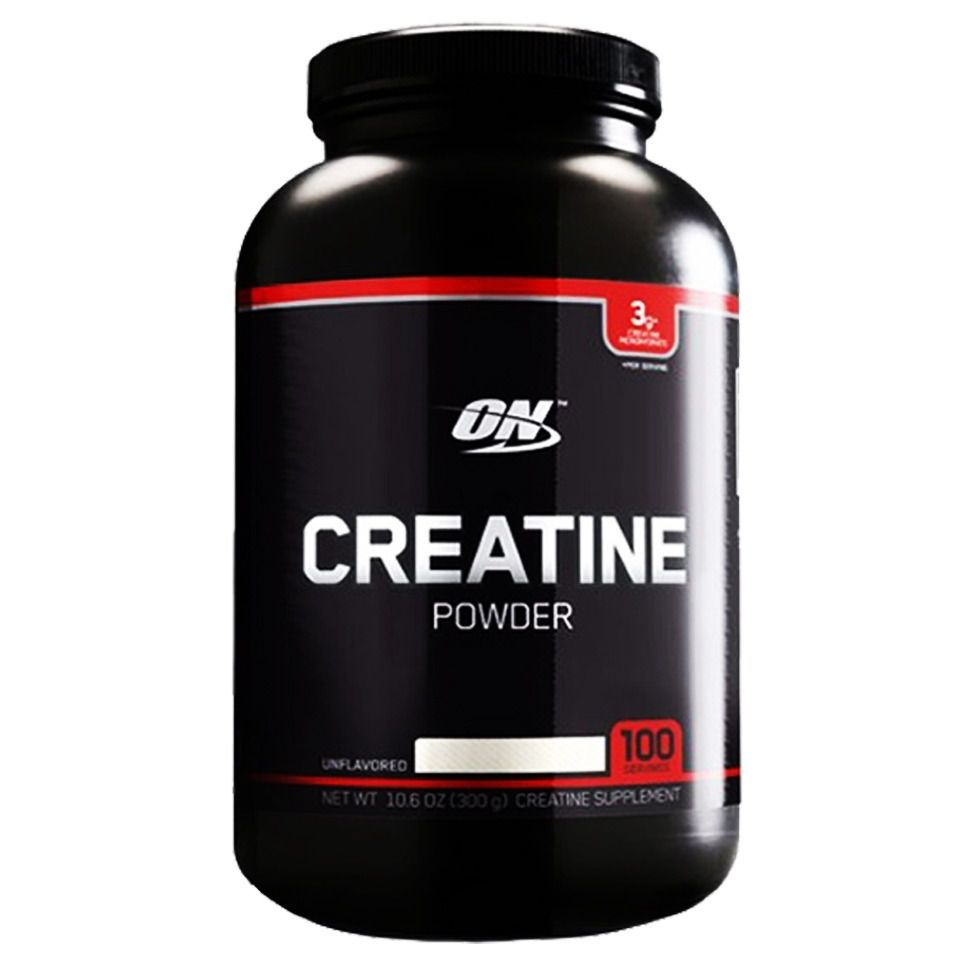 Creatine Powder Black Line  - Optimum Nutrition