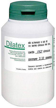 Dilatex ( 152 Cápsulas) - Power Supplements