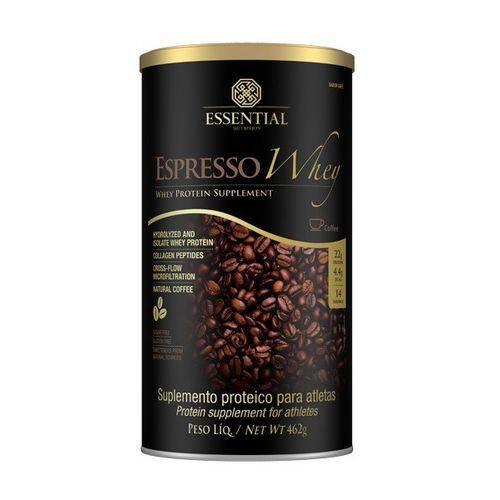 Espresso Whey (462g) - Essential Nutrition