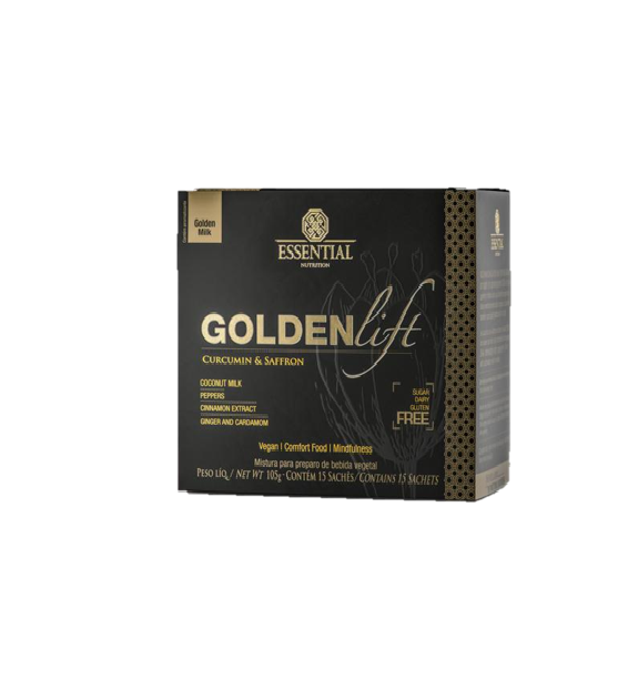 Golden Lift (15 Sachês) - Essential Nutrition
