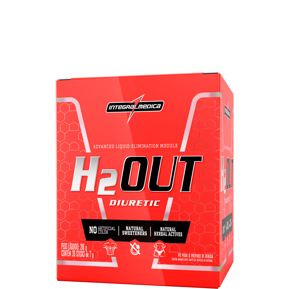 H2out ( 30 Saches) - Integral Medica