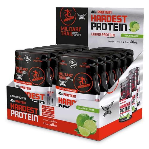 Hardest Protein  (60ml) - Military Trail
