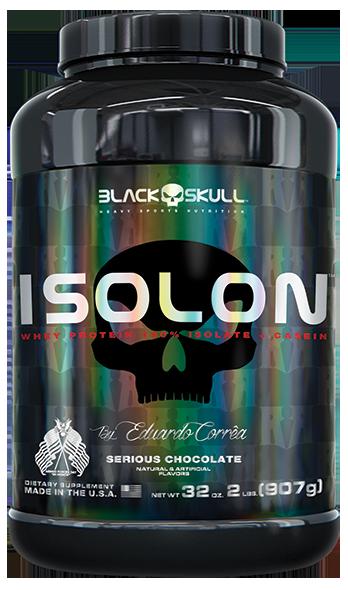 Isolon (907g) - Black Skull